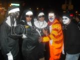 Whoopi Goldberg A pregnant Nun Tony the Tiger amp One of the dudes from Dead Presidents